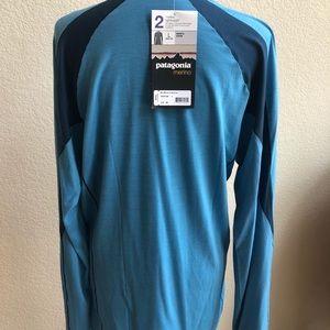 Patagonia Shirts - Patagonia Long Sleeve Crew Merino Large Shirt!